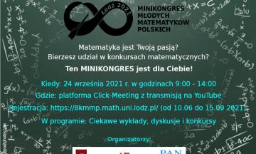 Minikongres Młodych Matematyków Polskich
